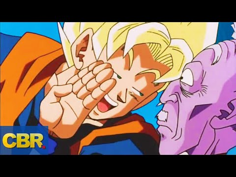 20 Times Goku Went Too Far In Dragon Ball