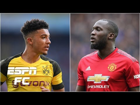 Romelu Lukaku targeted by Inter Milan? Jadon Sancho staying put at Dortmund? | Transfer Rater