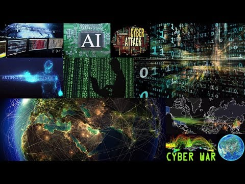 Andrew Bartzis - Origins of War Pt3 - AI, Technology Taken Away, Cyber Warfare with Sean Bond