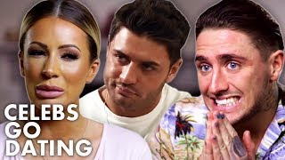 When Dates Get INAPPROPRIATE with Stephen Bear, Olivia Attwood & Muggy Mike! | Celebs Go Dating