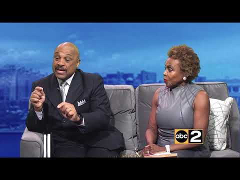Dr. Willie Jolley And Dee Taylor-Jolley - ABC2 Midday Maryland Interview