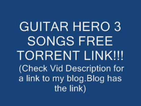 guitar hero 3 songs mp3 free torrent download youtube. Black Bedroom Furniture Sets. Home Design Ideas