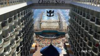 Tour of Royal Caribbean