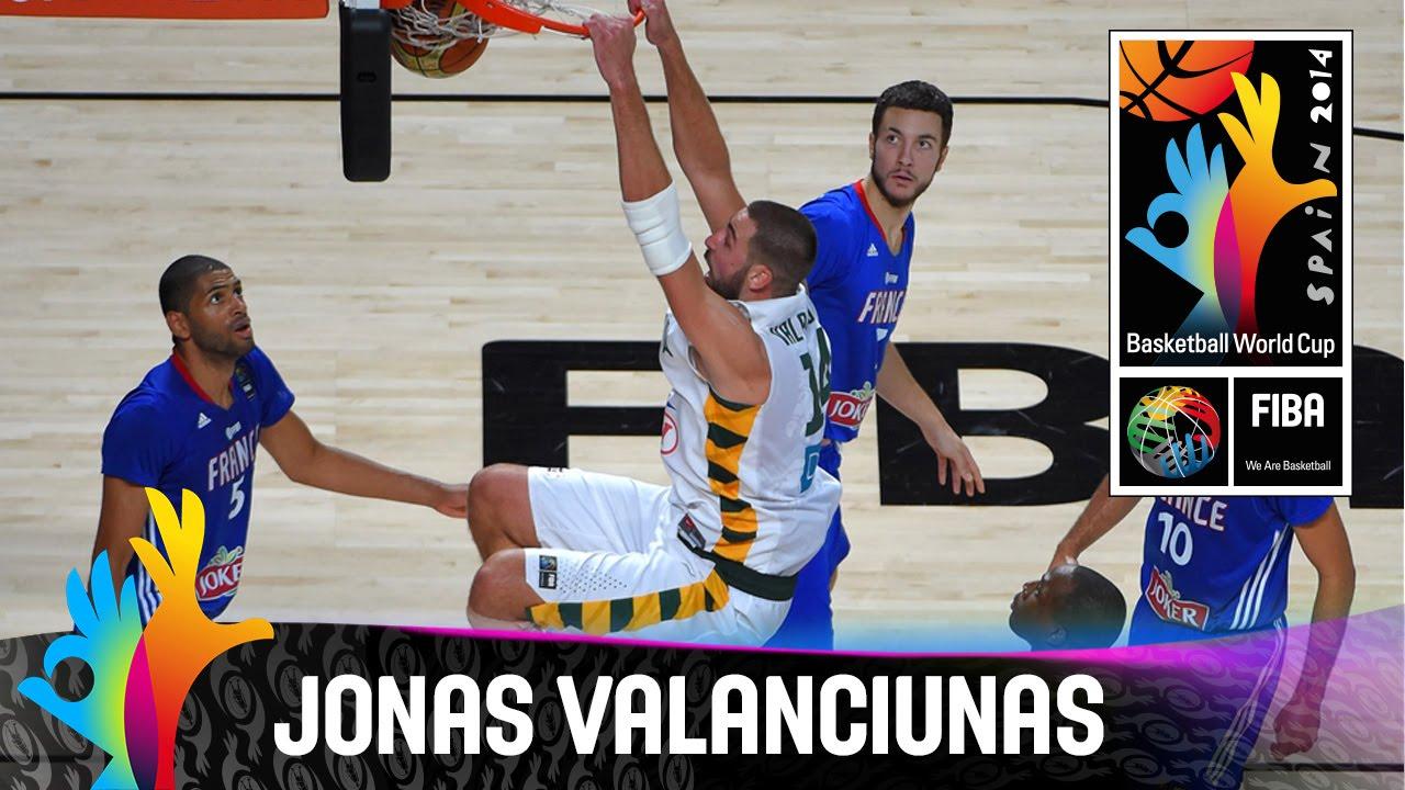 Jonas Valanciunas - Best Player (Lithuania)