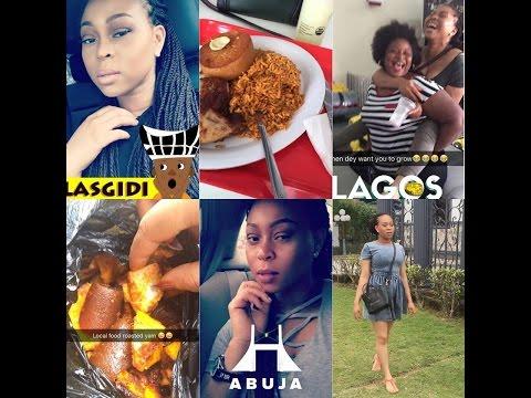 My Lagos Holiday Vlog |La'Tayo goes to Lagos