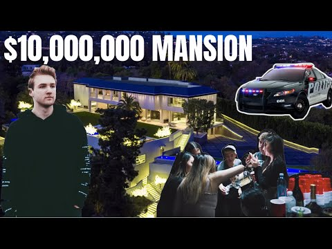 $10,000,000 MANSION PARTY For My 19th Birthday!