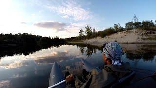 Просто сплав по реке | Один на реке - путешествие продолжается...