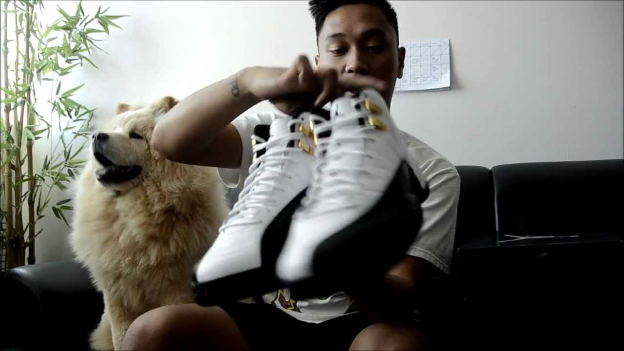 2013 Nike Air Jordan 12 Taxi CAMPOUT + Unboxing + On Feet - YouTube d835aa877