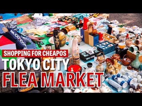 Top Tokyo Flea Markets: A Bargain Hunter's Guide | Tokyo Cheapo