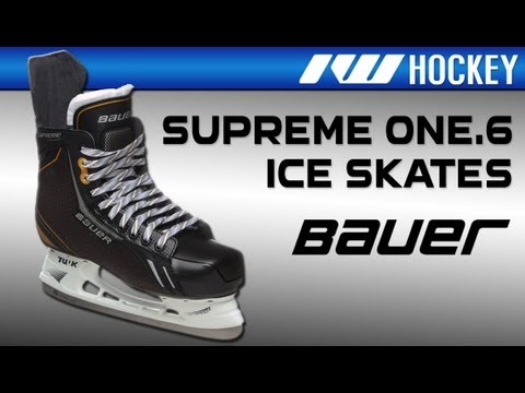 Bauer Supreme One 6 Ice Hockey Skates 2017
