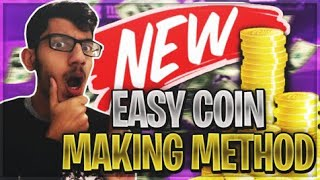 NEW #1 COIN MAKING METHOD IN MADDEN 20 | SUPER EASY COIN MAKING METHOD