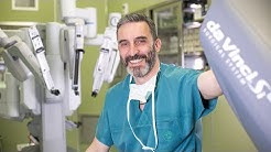 Da Vinci урологична хирургия в Аджибадем Сити Клиник Болница Токуда