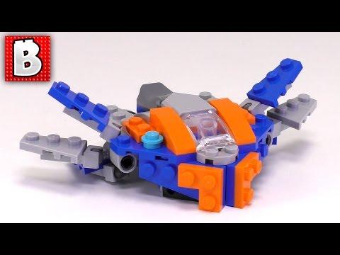 Lego Milano Store Exclusive Set 30449 | Unbox Build Time Lapse Review