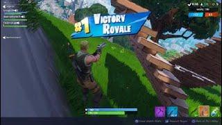 Fortnite Funny Sideways Player Glitch