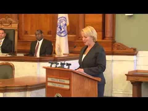 Onondaga County Budget Presentation 2013