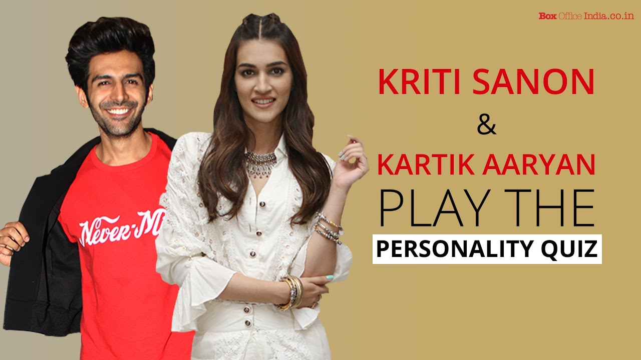 How well does Kartik know Sara Ali Khan? | Luka Chuppi | Kriti Sanon