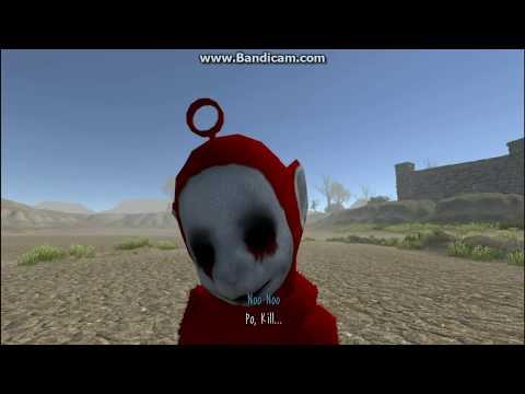 Slendytubbies 3 Campaign Po Battle Part 1