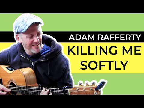 Killing me softly chords lyrics