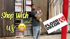 Shop With Us | Floor & Decor | New Flooring