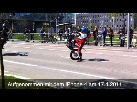 motorrad stunts