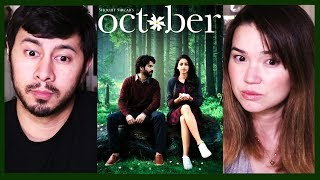 OCTOBER | Varun Dhawan | Banita Sandhu | Trailer Reaction!