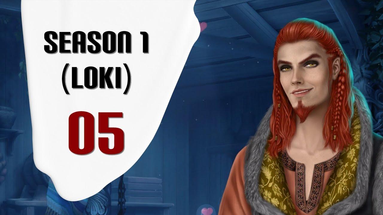 Download Loki Route: Path of the Valkyrie Season 1 Episode 05 (Bjerkanar Ablaze)