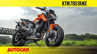 KTM 790 Duke Review - The Scalpel | Track Ride | Autocar India