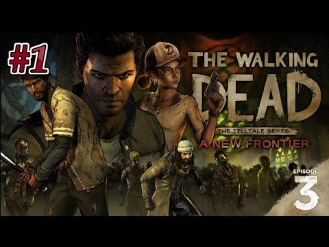 JAA, NIEUWE EPISODE IS UIT! - The Walking Dead: A New Frontier Episode 3 #1