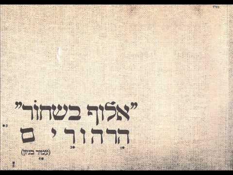 עמיר בניון ארבעים יום וארבעים לילה Amir Benayoun