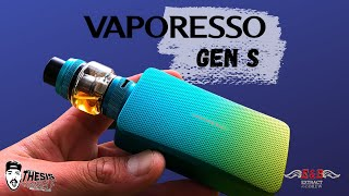 2020 Vaporesso Gen S + BËST COIL They've EVER MADE