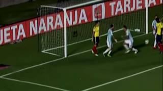 KUALIFIKASI PIALA DUNIA 2018 | Argentina vs Colombia 3-0 | 16/11/2016