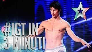 Il meglio della quarta puntata di audizioni | Italia's Got Talent 2015