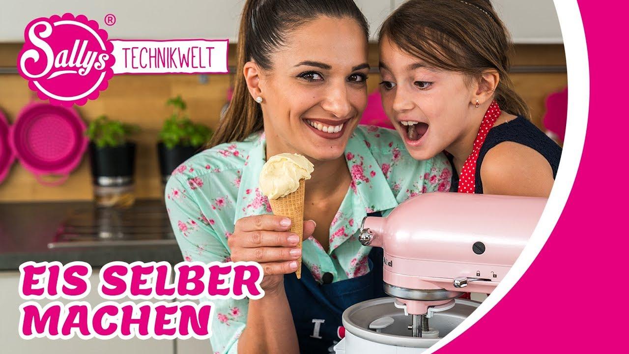 Eis Selber Machen Mit Der Kitchenaid Youtube