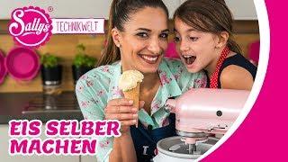 Eis selber machen! // Mit der KitchenAid