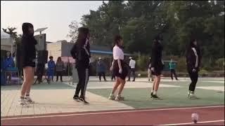 있지(ITZY) 황예지 체육대회 영상