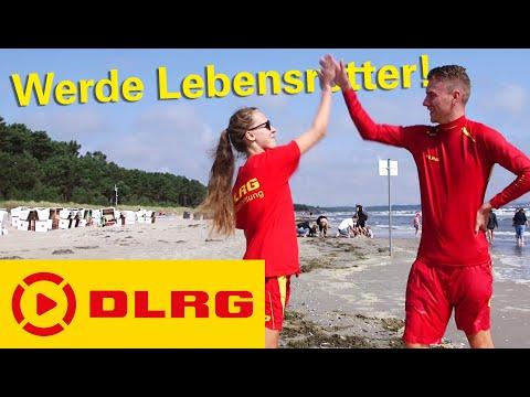 Werde Lebensretter an der Küste (DLRG)