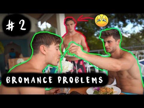 Jealous best friend - Bromance Problems #2 - DifferentSame - Crazy - Funny