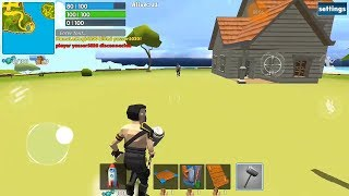 Rocket Royale Android Gameplay