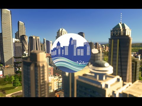 Build the FLASHTOWN!! [002] - Cities: Skylines Broadcasting