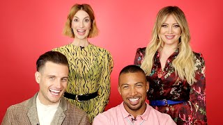"The Cast Of ""Younger"" Plays Who's Who"