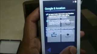 Micromax Canvas Fire A093 Unboxing
