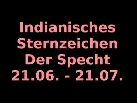 Indianische Sternzeichen Der Specht 02.06. - 21.07. (Krebs)