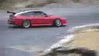 Drifting!