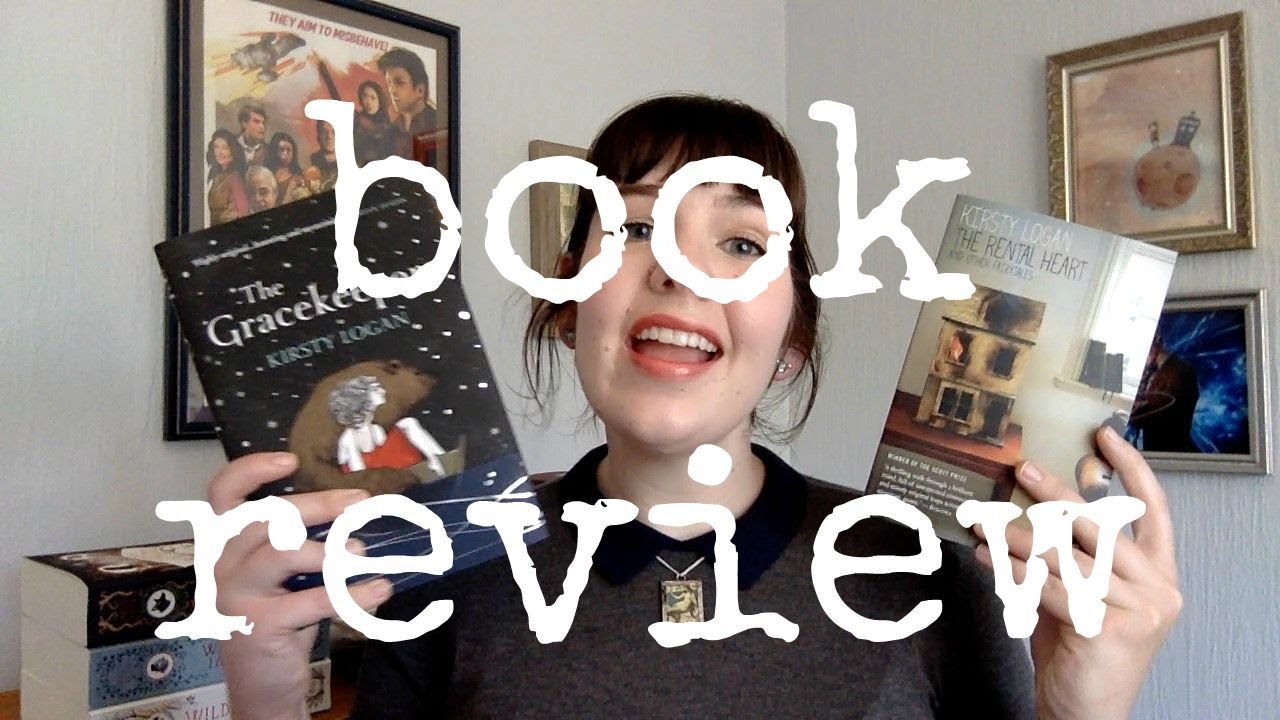 Double Book Review The Gracekeepers And The Rental Heart And Other Fairytales