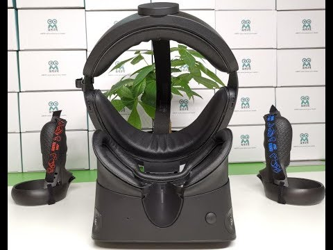 AMVR Foam Cover Replacements for Oculus Rift S  Setting Up