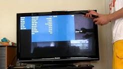 HOW TO: Get service/ secret RGB menu on a Panasonic TV