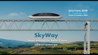 #Innotrans 2018. Feedback from visitors about #SkyWay.