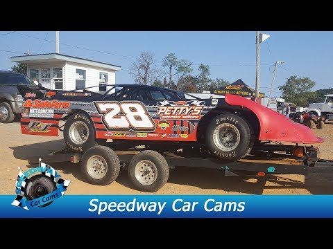 #28 Randy Davis - Sportsman - 9-3-17 Tazewell Speedway - In Car Camera
