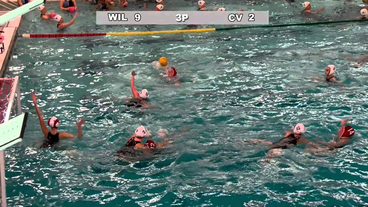 Pa State Girl' High School Water Polo Championship - Wilson Cumberland Valley