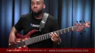Free Gospel Bass Runs